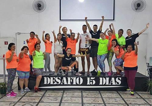Club Herbal Herbalife em Santos
