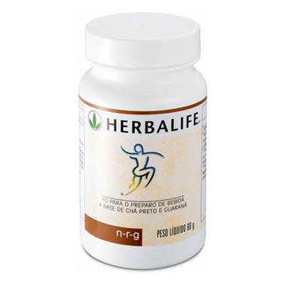NRG Tabletes Herbalife em Santos