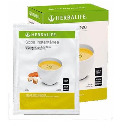 Nutri Soup Sachê Herbalife em Santos